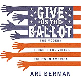 Give Us the Ballot audiobook cover art