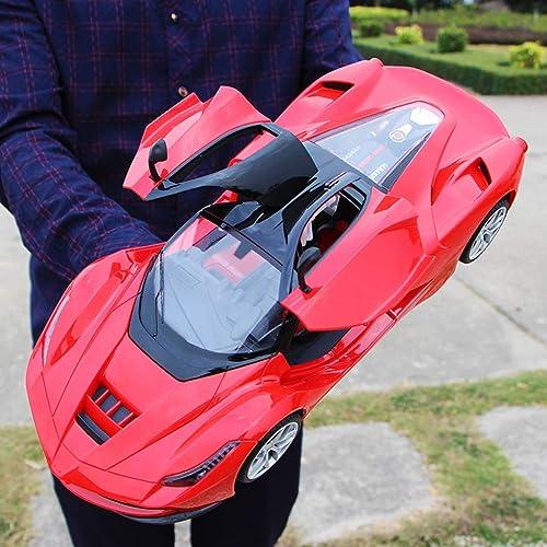 Fernbedienung Auto - Größe Wiederaufladbare Fernbedienung Auto - Kann Die Tür Lenkrad Drift Boy Fernbedienung Auto - Rennmodell - Kinderspielzeug  nen