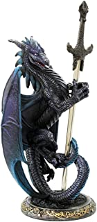 Pacific Giftware Ruth Thompson Official Dragon Blade Collectible Series Storm Blade Dragon Letter Opener 8 Inch Tall