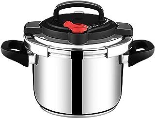 Smay 圧力鍋 両手鍋 ステンレス鋼 ガス火IHオール熱源対応 超高圧で省エネ ホットクッキング 家庭用 調理器具 大容量 節約クック クイックエコ
