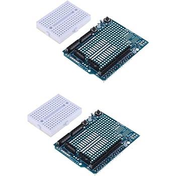 Adhesive Breadboard für Arduino Prototype Shield 170Kontakte mini Self