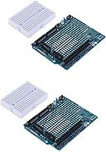HiLetgo UNO R3 Proto Shield Prototype Expansion Board with SYB-170 Mini Breadboard Based for Arduino UNO R3 ProtoShield