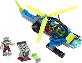 Mega Bloks Teenage Mutant Ninja Turtles Half-Shell Heroes Turtle Chopper