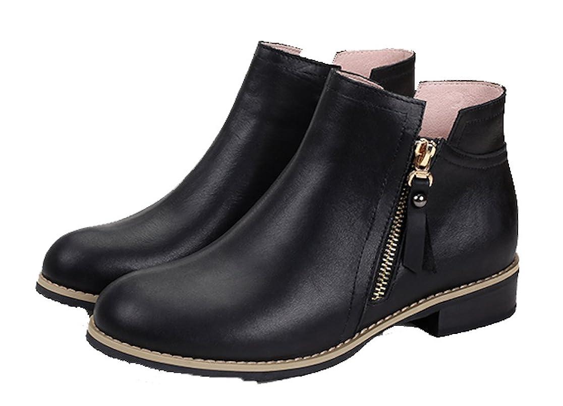 こだわり基準批判的に[ノーブランド品] ウォーキングシューズ ブーツ レディース 本革 レザー ビジネスシューズ 革靴 軽量 カジュアル