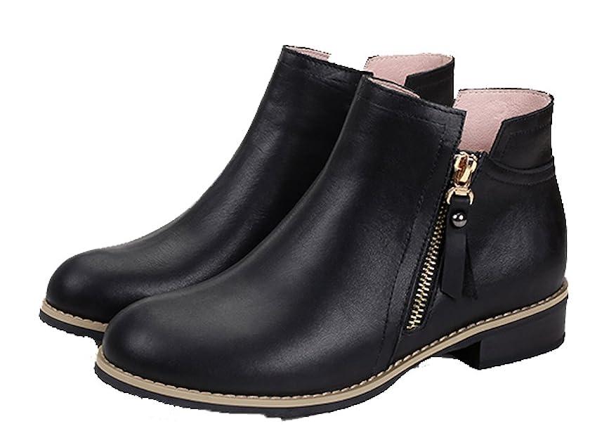 アプト検体シンポジウム[ノーブランド品] ウォーキングシューズ ブーツ レディース 本革 レザー ビジネスシューズ 革靴 軽量 カジュアル