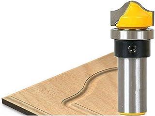 Zkenyao-铣刀 パネルルータービット - C3炭化物チップ - 1/2 ''シャンクカッターTenonカッター、1pcs、 安全性の信頼性を使用する