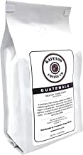 Guatemala Medium Dark Roast Whole Bean Coffee Specialty Grade | Single Origin Portable Pour over Drip Tea | Dark roast Coffees | For build stronger, more sustainable | 12 oz.