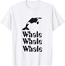 Whale Watching funny T-Shirt