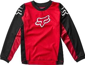 Fox Racing 2020 Peewee 180 Jersey - Prix (Small) (Flame RED)