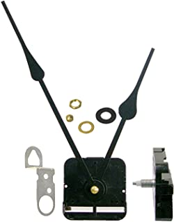 Takane Hi Torque Clock Movement With Hands to Fit Dials Up To 14 Inches in Diameter