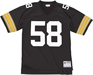 Mitchell & Ness Jack Lambert Pittsburgh Steelers NFL Throwback Premier Jersey