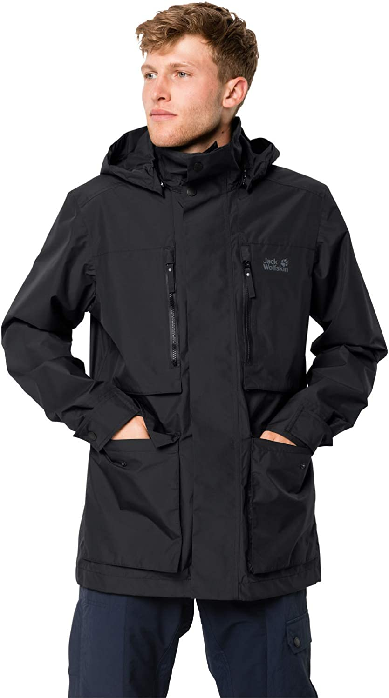 Jack Wolfskin Men's New product type Jacket depot Bridgeport