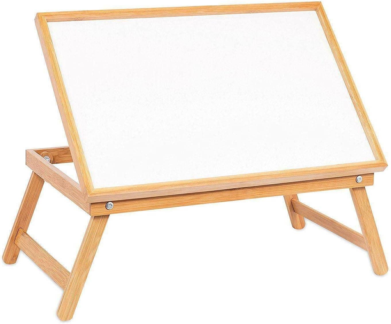 YJYDD Hot Adjustable Bed 2021 model Tray Lap Table Desk Foldable Serving 100% quality warranty! Le