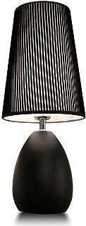 XIAPENG Nordic Nordic Nordic Modernen Einfache Warm Kreative Dekoration Lesen Hotel Wohnzimmer LED-Touch-Light Schwarzes Nachtlicht Schlafzimmer Nachttischlampe 22  52cm B07J59SYH1  Der neueste Stil b770e1