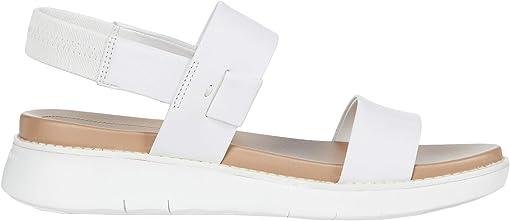 Optic White Leather/Amphora/Optic White