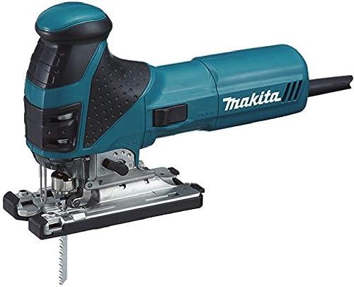 Makita 4351FCTJ Pendelhubstichsäge 135 mm mit LED