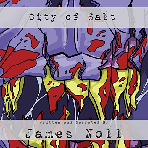 City of Salt audiobook cover art