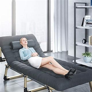 折りたたみベッド コンパクトマットレス付き折りたたみベッド電動枕付き折りたたみ式ポータブルコンパクトパールマットレスグレー,B