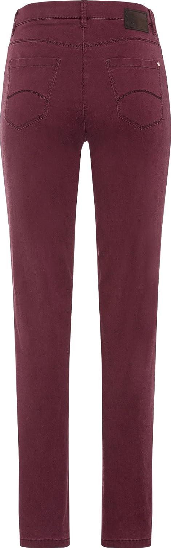 BRAX BX_Carola Trend Pantalon Femme Rouge (Burgundy 83)