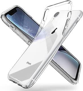 Spigen Liquid Crystal Serisi Kılıf iPhone XR ile Uyumlu / 4 Tarafı Tam Koruma - Crystal Clear