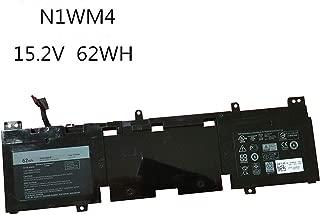 Dentsing 62Wh 15.2V Li-ion Battery N1WM4 For Dell Alienware 13 R2 13.3
