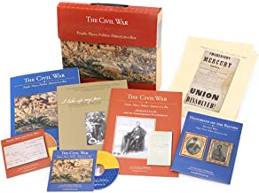 The Civil War: People, Places, Politics (History in a Box series)