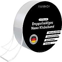 Premium Nano Tape [3 Mtr] Dubbelzijdig plakband | Nanotape dubbelzijdig extra sterk transparant | lijm zonder sporen verwi...