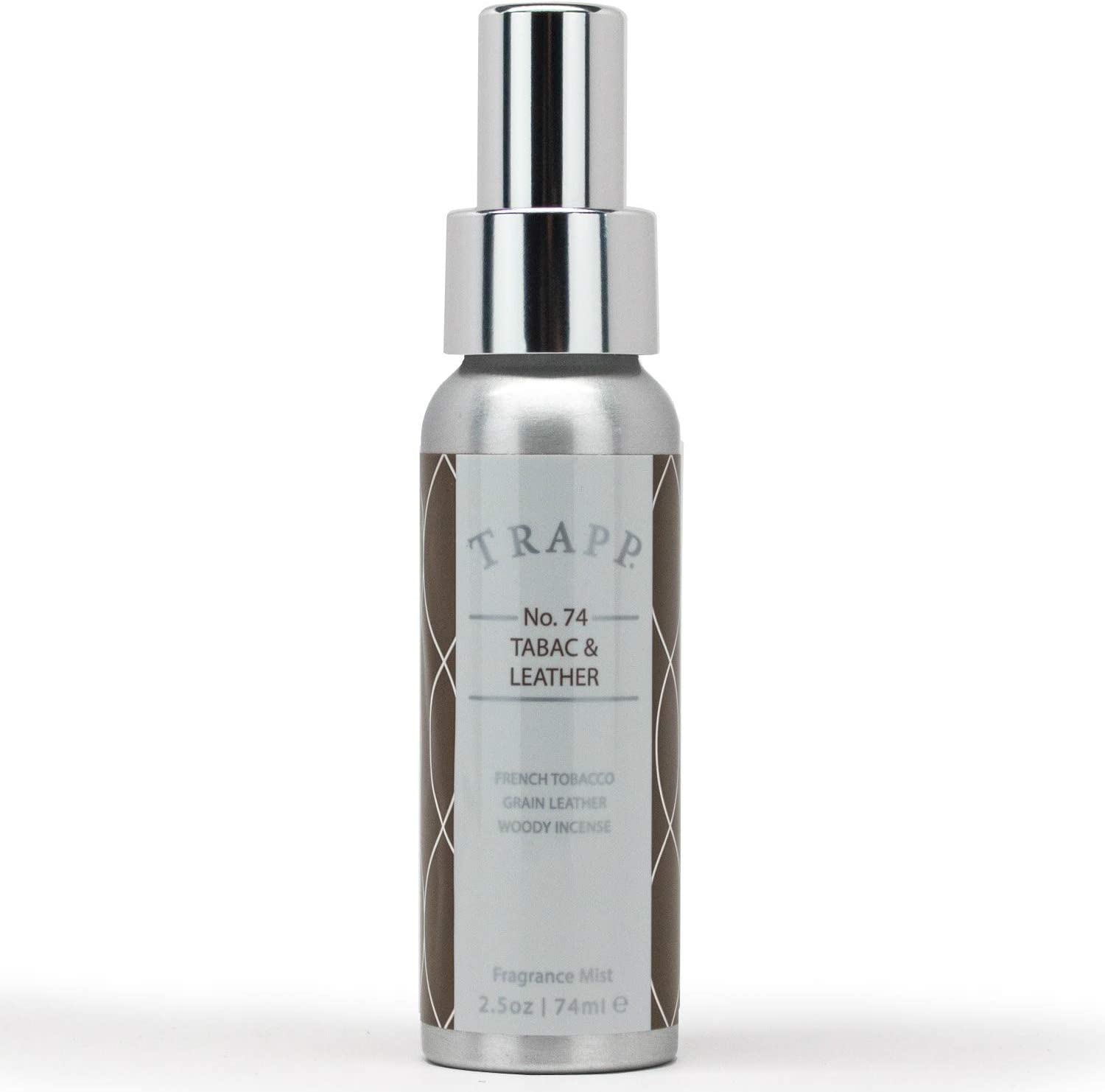 Trapp Home Fragrance Mist - No. 74 oz Sales mart results 1 Tabac Leather 2.5
