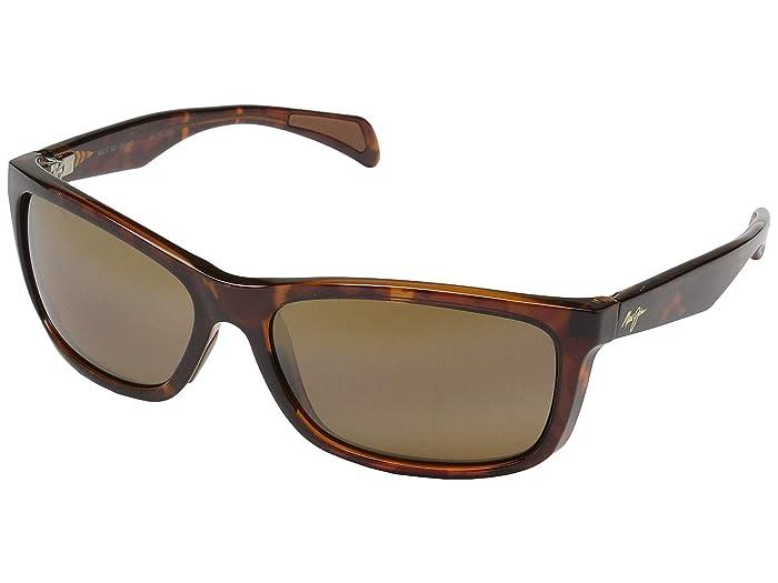 Maui Jim  Puhi (Tortoise/HCL Bronze) Fashion Sunglasses