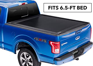 RetraxONE MX Retractable Truck Bed Tonneau Cover | 60383 | fits Super Duty F-250-350 Short Bed (17-18)