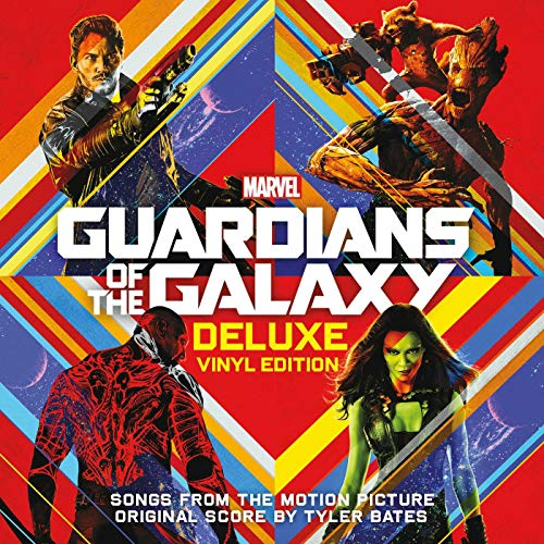 Guardians of the Galaxy (Deluxe Edt.2lp) [Vinyl LP]