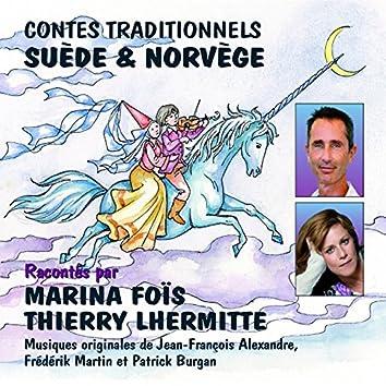 Contes Traditionnels De Suède & Norvège