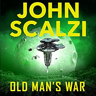Old Man's War     Old Man's War, Book 1              By:                                                                                                                                 John Scalzi                               Narrated by:                                                                                                                                 William Dufris                      Length: 9 hrs and 55 mins     638 ratings     Overall 4.5