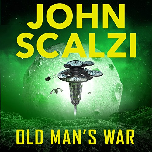 Old Man's War     Old Man's War, Book 1              By:                                                                                                                                 John Scalzi                               Narrated by:                                                                                                                                 William Dufris                      Length: 9 hrs and 55 mins     288 ratings     Overall 4.6