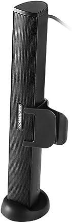 Ikanoo N12 Portatile USB portatile Altoparlante stereo portatile Audio Soundbar Mini altoparlanti portatili USB per PC Laptop Computer - Trova i prezzi più bassi