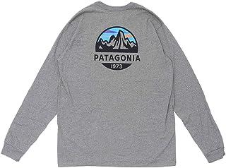 [Patagonia (パタゴニア)] M's L/S Fitz Roy Scope Responsibili Tee フィッツロイ スコープ レスポンシビリ 長袖Tシャツ 38515 REGULAR FIT レギュラーフィット