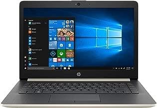 HP 14z High Performanec Laptop in Pale Gold (AMD E2-9000e Dual-Core Processor, 4GB RAM, 32GB eMMC Storage, 14