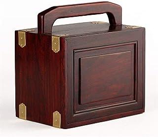 WYKDL صندوق مجوهرات منظم حامل طبقة مجوهرات حالة سطح المكتب للأقراط والقلادات والأساور والساعات والنظارات الشمسية والإكسسوا...