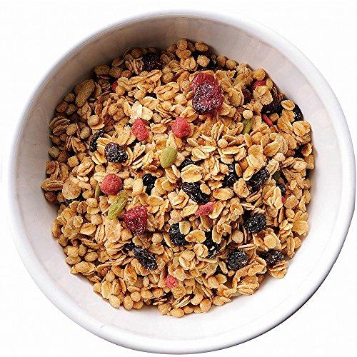日食メープルシロップ味のオーツ麦と大麦のグラノーラ240g×4個