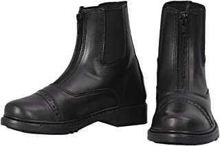 extra wide horse riding boots