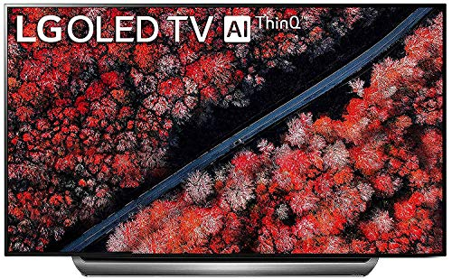 LG 139 cms (55 inches) 4K Ultra HD Smart OLED TV OLED55C9PTA | With Built-in Alexa (PCM Black) (2019 Model)