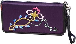 HangErFeng Women's Handbag Silk Hand Embroidered Chinese Wallet Gift Packaging H1053