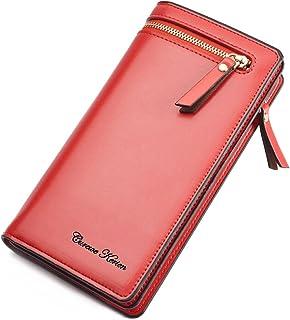 iLpland الجديدة لطيف امرأة متعددة الأغراض والجلود حقيبة يد مخلب محفظة محفظة الحقيبة لمدة 4 4S فون اي فون 5 5S فون 6 6S، S4...