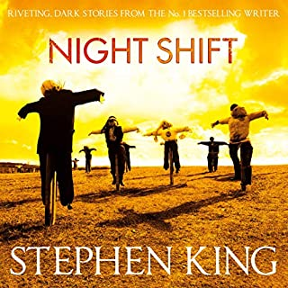 Night Shift cover art