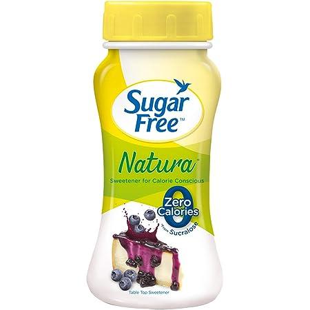 Sugarfree Natura Low Calorie Sweetner - 100gm Jar