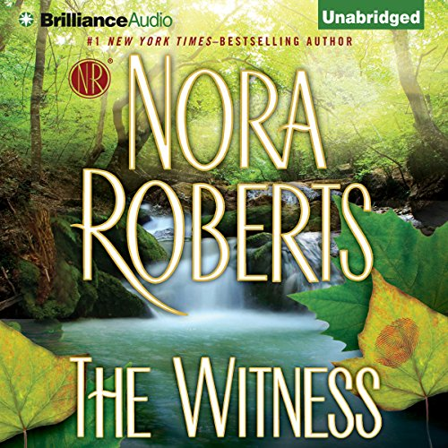 The Witness (Brilliance Audio Edition)                   By:                                                                                                                                 Nora Roberts                               Narrated by:                                                                                                                                 Julia Whelan                      Length: 16 hrs and 19 mins     23,532 ratings     Overall 4.5