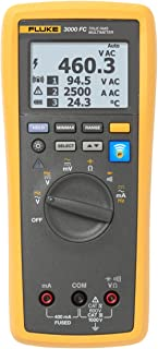 fluke cnx 3000 wireless multimeter