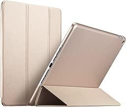 Smart Case Ipad 9.7 2018 Apple A1893 A1954 (6º geração) Ipad 6 Dourada