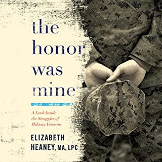 The Honor Was Mine audiobook cover art