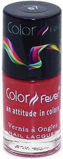 Color Fever Absolute Matt Nail Lacquer, Matt Blood Red, 8.5g